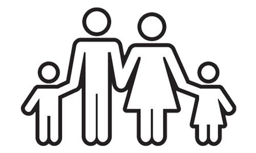 gift med børn