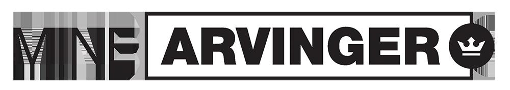 mine arvinger logo