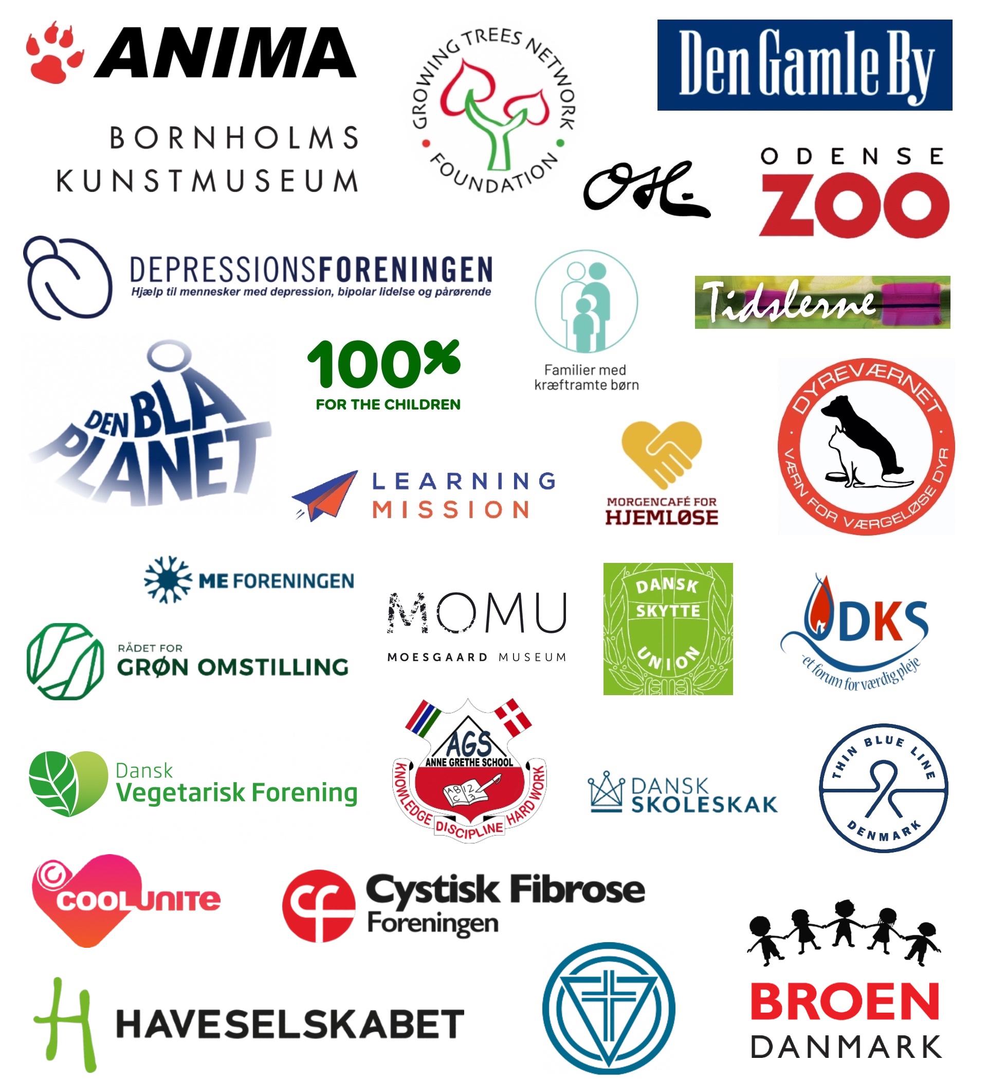Arv & velgørenhed - Foreninger i Foreningsnetværket